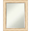 This item: Highland White 23W X 29H-Inch Decorative Wall Mirror