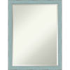 This item: Sky Blue and Gray 20W X 26H-Inch Decorative Wall Mirror