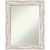 This item: Alexandria White 23W X 29H-Inch Bathroom Vanity Wall Mirror
