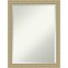 This item: Champagne 21W X 27H-Inch Bathroom Vanity Wall Mirror