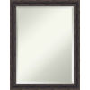 This item: Brown 21W X 27H-Inch Bathroom Vanity Wall Mirror
