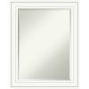 This item: Craftsman White 23W X 29H-Inch Bathroom Vanity Wall Mirror