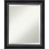 This item: Black 20W X 24H-Inch Bathroom Vanity Wall Mirror