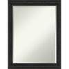 This item: Shipwreck Black 22W X 28H-Inch Bathroom Vanity Wall Mirror