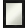 This item: Black 24W X 30H-Inch Bathroom Vanity Wall Mirror