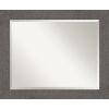 This item: Gray 33W X 27H-Inch Bathroom Vanity Wall Mirror