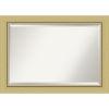 This item: Landon Gold 42W X 30H-Inch Bathroom Vanity Wall Mirror