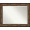 This item: Bronze 48W X 38H-Inch Bathroom Vanity Wall Mirror