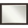 This item: Bronze 45W X 35H-Inch Bathroom Vanity Wall Mirror