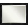 This item: Black 46W X 36H-Inch Bathroom Vanity Wall Mirror