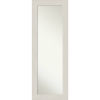 This item: Rustic Plank White 19W X 53H-Inch Full Length Mirror