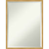 This item: Polished Brass and Gold 19W X 25H-Inch Decorative Wall Mirror