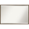 This item: Lucie Bronze 37W X 25H-Inch Decorative Wall Mirror