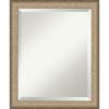 This item: Elegant Bronze 19W X 23H-Inch Bathroom Vanity Wall Mirror