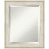 This item: Regal White 21W X 25H-Inch Bathroom Vanity Wall Mirror