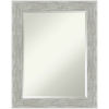 This item: Gray Frame 23W X 29H-Inch Bathroom Vanity Wall Mirror