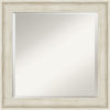 This item: Regal White 25W X 25H-Inch Bathroom Vanity Wall Mirror