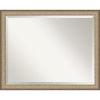 This item: Elegant Bronze 31W X 25H-Inch Bathroom Vanity Wall Mirror
