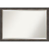 This item: Bark Brown 40W X 28H-Inch Bathroom Vanity Wall Mirror