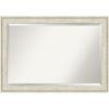 This item: Regal White 41W X 29H-Inch Bathroom Vanity Wall Mirror