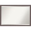 This item: Urban Pewter 39W X 27H-Inch Bathroom Vanity Wall Mirror