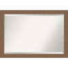 This item: Alta Brown 41W X 29H-Inch Bathroom Vanity Wall Mirror