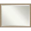 This item: Elegant Bronze 43W X 33H-Inch Bathroom Vanity Wall Mirror