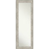 This item: Crackled Silver 19W X 53H-Inch Full Length Mirror