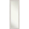 This item: Trio White and Silver 18W X 52H-Inch Full Length Mirror