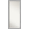 This item: Peak Silver 30W X 66H-Inch Full Length Floor Leaner Mirror