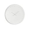 This item: Marceau White 31-Inch Clock
