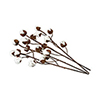 This item: Graceland Rust  and Natural 29-Inch Cotton Decorative Accessory