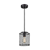 This item: Eagles Rest Oil Rubbed Bronze One-Light 6.5-Inch Mini Pendant