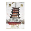 This item: Alberto De Rattan Wood 39-Inch Wall Art