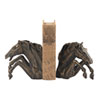 This item: Bronze 6-Inch Bookend, Set of 2