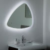 This item: Ashley Backlit LED Bathroom Mirror