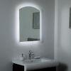 This item: Luna B Backlit LED Bathroom Mirror