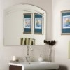 This item: Angel Large Frameless Wall Mirror