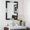 This item: Francisco Large Frameless Mirror