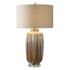 This item: Gistova Gold Table Lamp