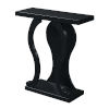 This item: Newport Black Terry B Console Table