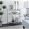 This item: Royal Crest Chrome Entryway Table