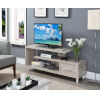 This item: Seal II Ice White 60-Inch TV Stand