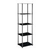 This item: Designs2Go Classic Black Five-Tier Tower