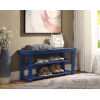 This item: Oxford Cobalt Blue 35-Inch Bench