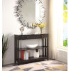 This item: Mission Espresso 12-Inch Console Table