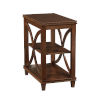 This item: Florence Espresso 25-Inch Chairside Table