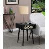 This item: Napa Black End Table
