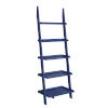 This item: American Heritage Cobalt Blue Bookshelf Ladder