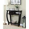 This item: Newport Espresso Dorchester Console Table